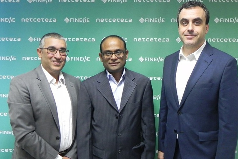 Finesse shows power of blockchain with Netcetera