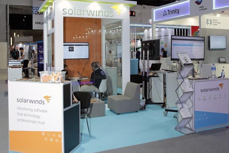 SolarWinds showcases unified monitoring and management portfolio