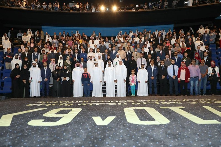 Mohammed bin Rashid attends graduation ceremony of the 'One Million Arab Coders' initiative