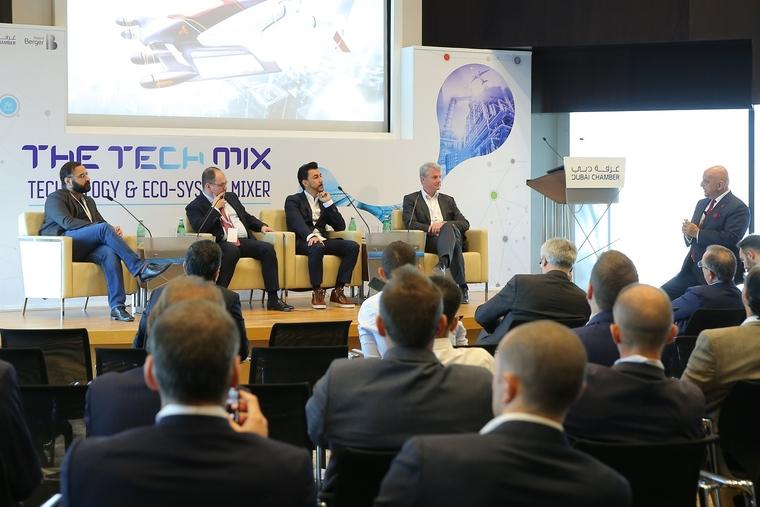 Dubai Startup Hub hosts Tech Mix conference