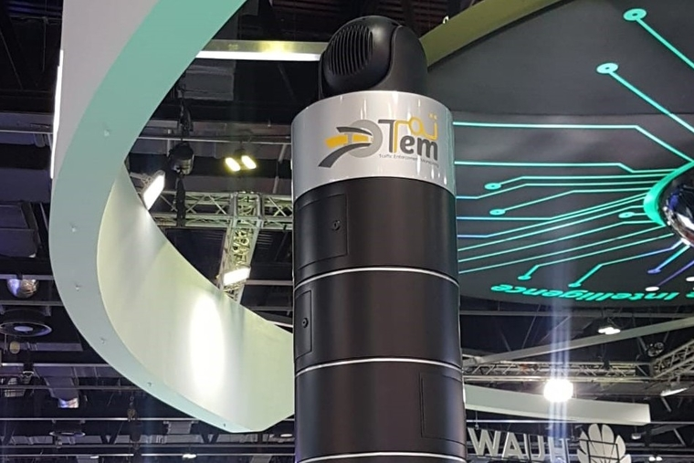 Dubai Police to roll out new traffic camera from Zenith Technologies