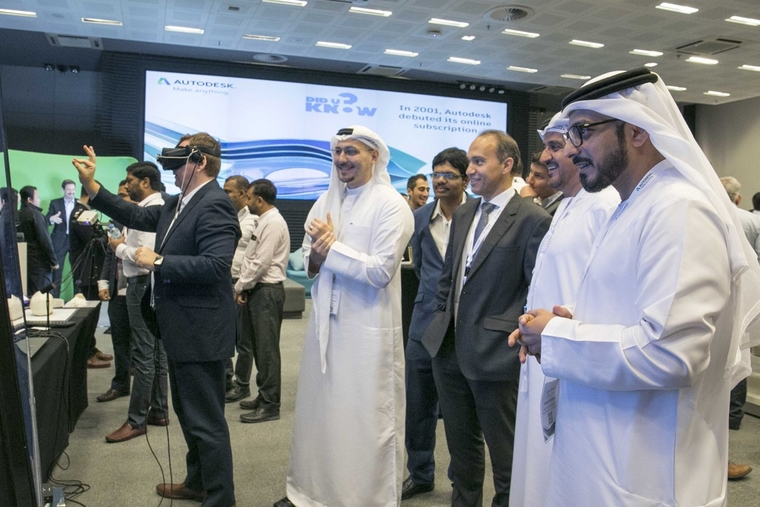 Autodesk holds Future's Forum in Abu Dhabi