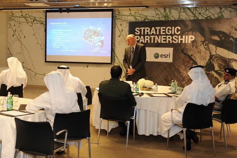 ADSSSA holds session with Esri to discuss GIS