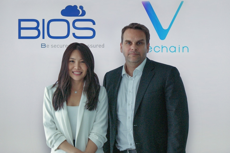 BIOS Middle East and VeChain to offer blockchain-as-a-service