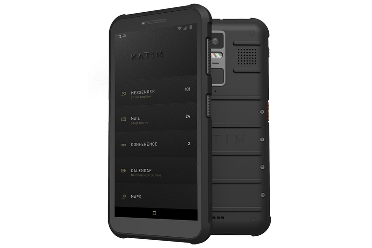 DarkMatter launches rugged secure phone