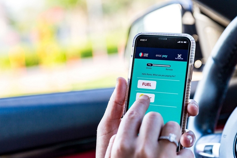 Enoc rolls out new cashless, cardless payment platform