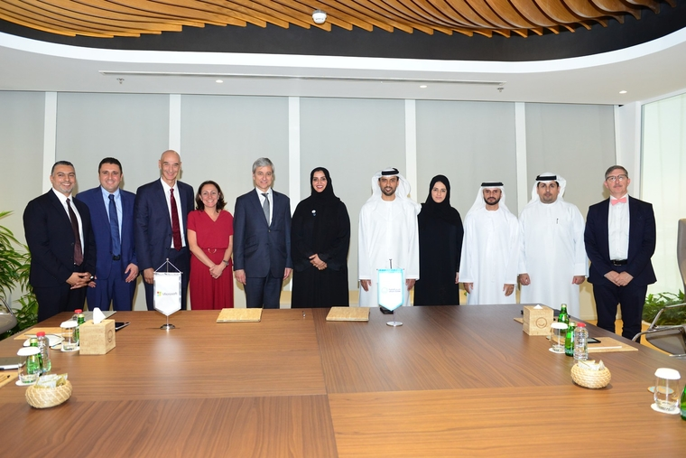 Smart Dubai and Microsoft collaborate to empower government employees