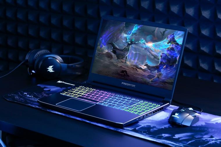 Acer's new Predator gaming range