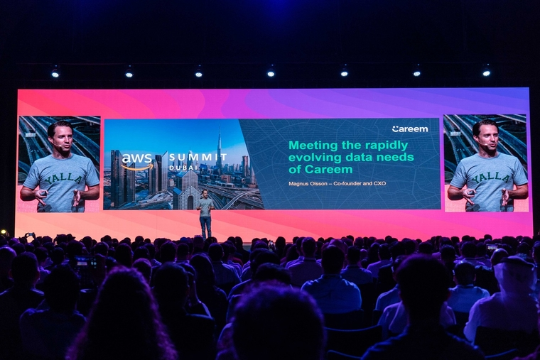 Highlights from the 2019 AWS Summit