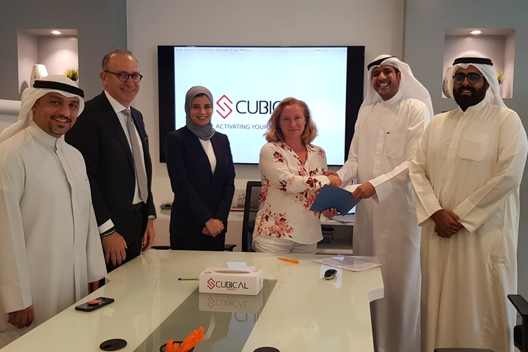 Microsoft partners with Cubical Services to accelerate Kuwaiti Startups
