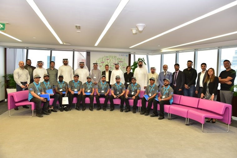 Du engineers and technicians now certified with UAE-First Linksys training initiative