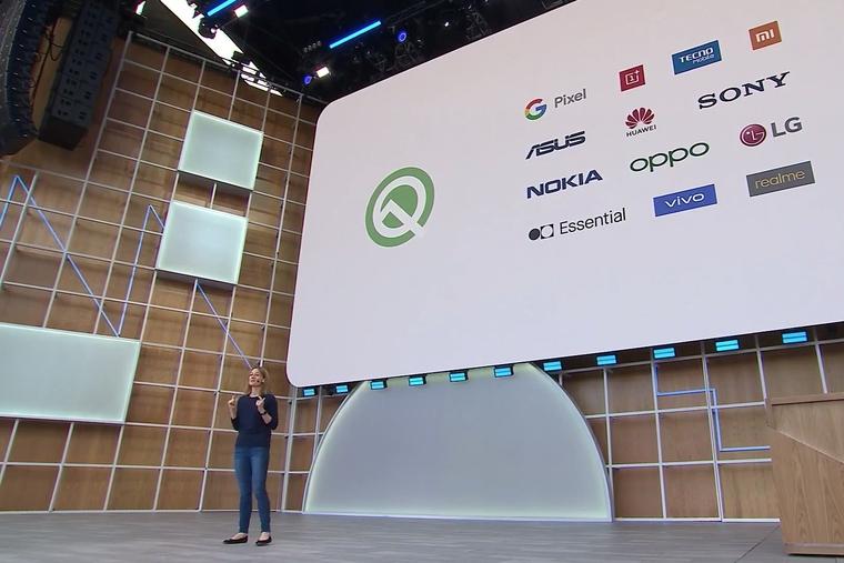 OPPO joins Android Q Beta program, showcases 5G capabilities at Google I/O 2019