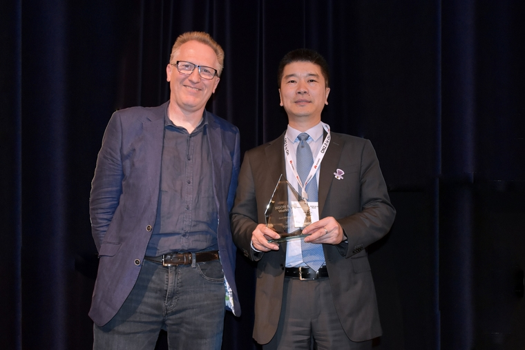 Huawei bags best all rounder award at the 21st next generation optical networking event