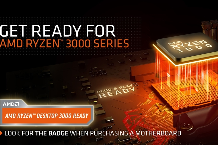 AMD announces Next-Generation products at Computex 2019