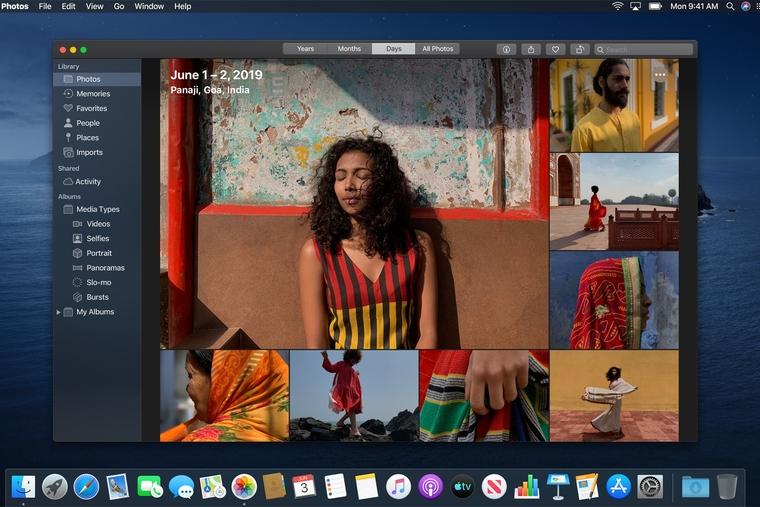 Apple previews macOS Catalina