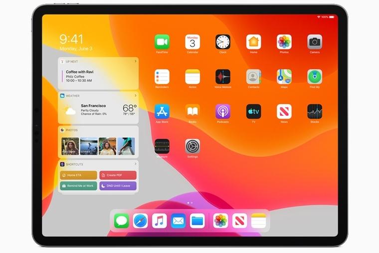 Apple unveils iPadOS