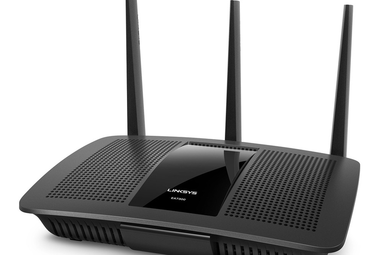 Next gen Dual-Band WiFi AC Linksys Router enables multiple device streaming capabilities