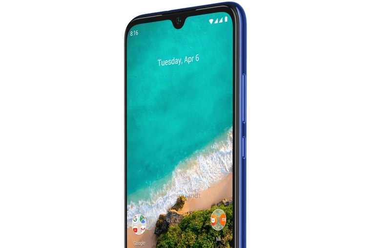 Xiaomi's next Android One phone, the Mi A3, has leaked