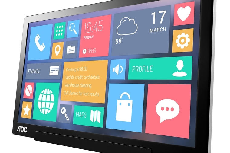 AOC launches new range of USB Monitors in Middle East
