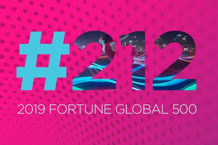 Lenovo jumps 28 Spots on 2019 Fortune 500 List