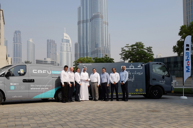Cafu launches on-demand vehicle service