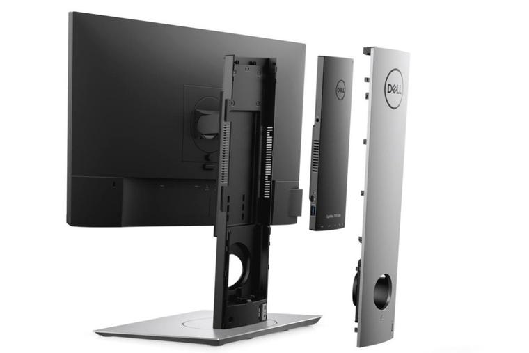 Dell introduces flexible modular Zero-Footprint PC