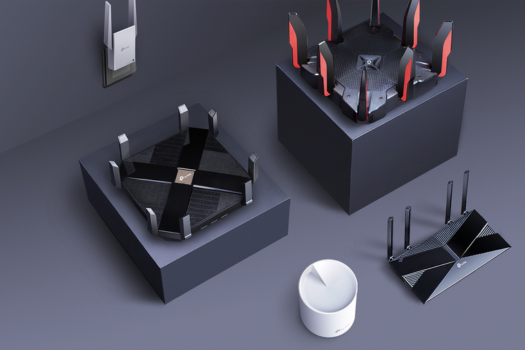 TP-Link launches its first 802.11AX routers