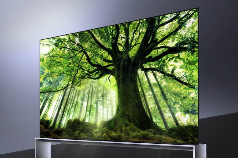 8k OLED and Nanocell TVs from LG  begin global rollout