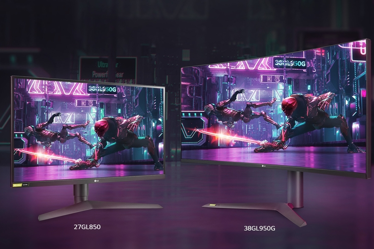 LG unveils the blistering 1MS Ultragear IPS Gaming Monitor AT IFA 2019