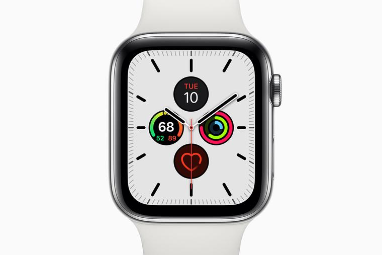 Apple unveils Apple Watch Series 5