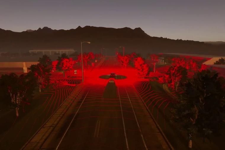 LG and Unity Technologies collaborate on Autonomous Vehicle Simulation