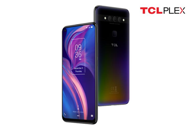 TCL Communication launches TCL PLEX