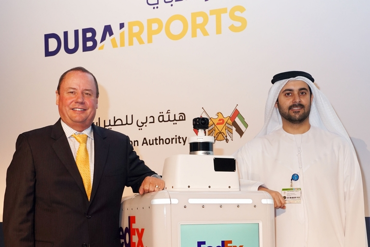 FedEx Express welcomes Dubai Airports to Customer Advisory Board for Roxo, the FedEx SameDay Bot