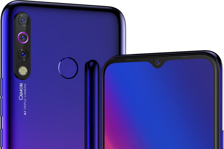 TECNO Mobile launches the new CAMON 12 in the UAE