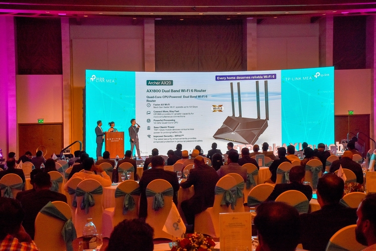 """Tp-link mea host the third edition of """"connexions"""""""