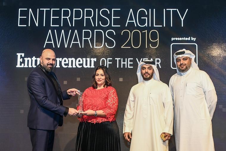 "Bahrain wins ""Digital startup hub of the year"" at enterprise agility awards 2019"