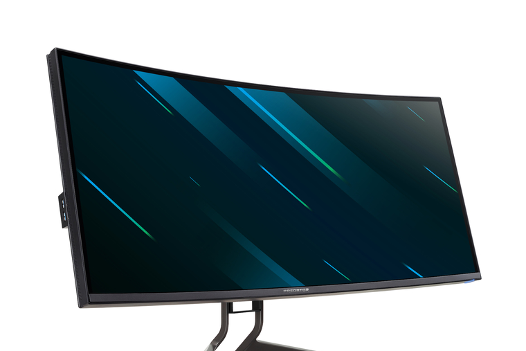 Acer announces three new predator gaming monitors and a projector