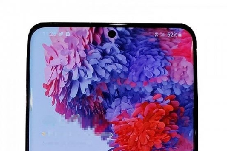 Samsung Galaxy S20+ leaks ahead of reveal