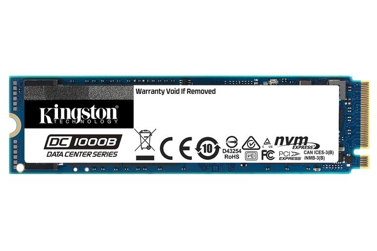 Kingston Technology releases enterprise-grade data center NVMe SSD Boot Drive