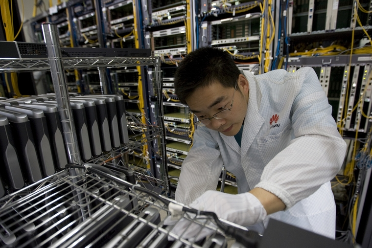 Huawei keeps strong R&D pace as 5th top investor globally