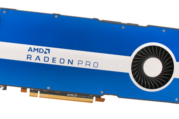 AMD announces W5500 Radeon Pro for Workstations