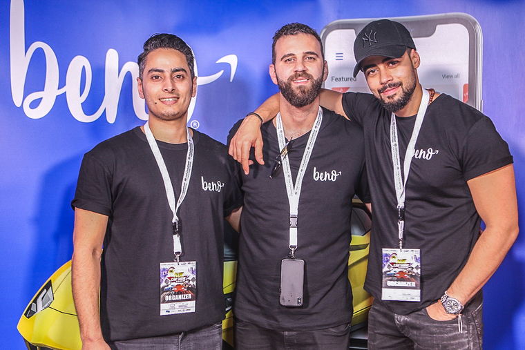 Beno launches UAE's first app based rental car service