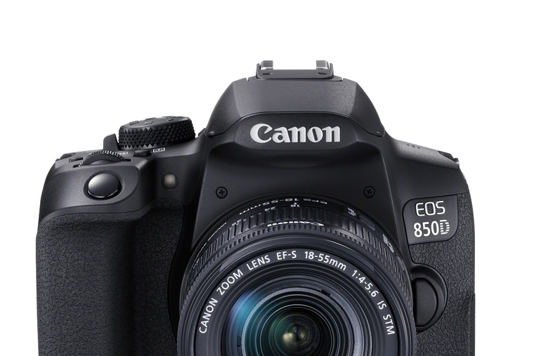 Canon launches its EOS 850D