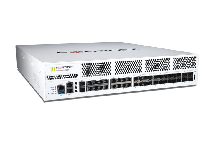 Fortinet unveils FortiGate 1800F firewall powered by its 7th generation network processor
