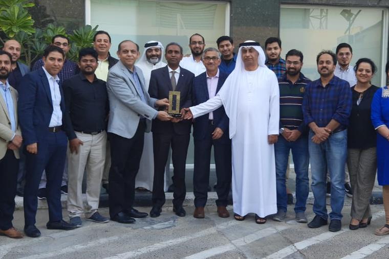 Al-Futtaim Technologies wins Best Network Partner award from Alcatel-Lucent Enterprise
