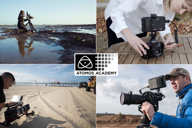 Atomos launches two-week EDU Academy with special promotions