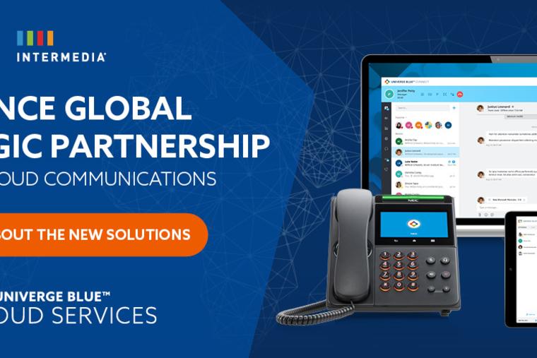 NEC and Intermedia announce global partnership
