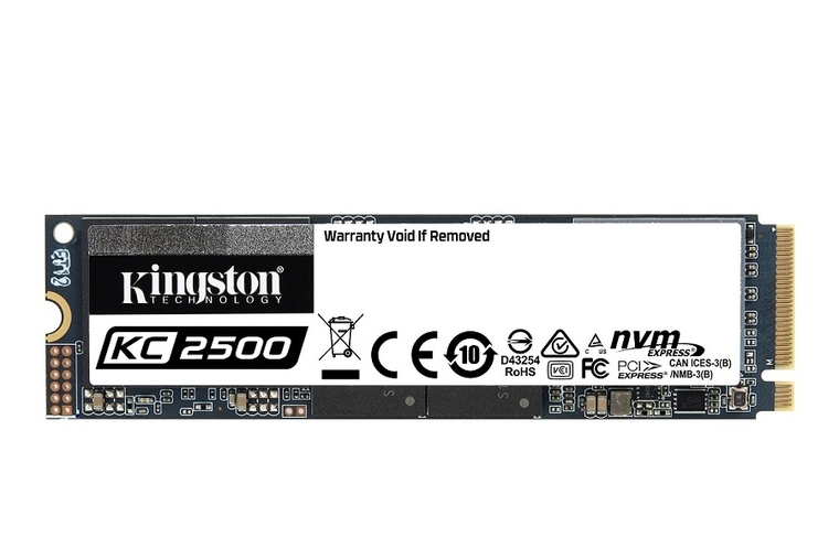 Kingston launches new SSD for high-performance computing systems
