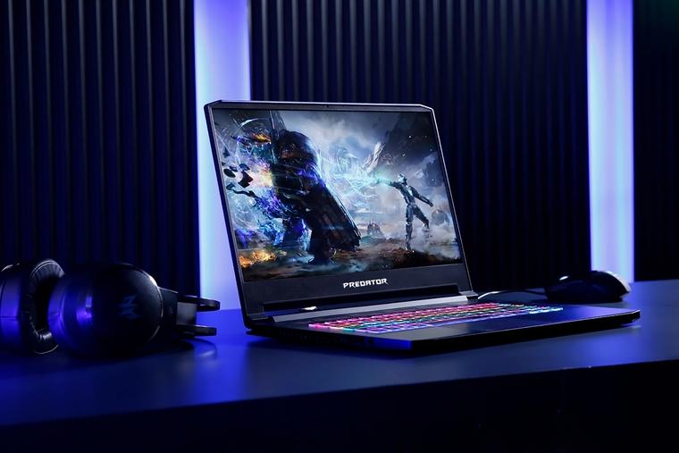 In pics: Acer's gaming portfolio