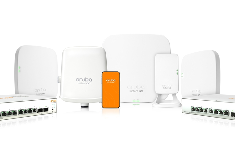 Aruba expands Instant On Portfolio to SMBs
